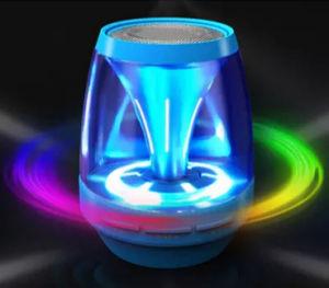 Magic Light Bluetooth Music Speaker Handsfree Speakerphone