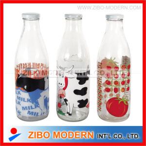 China Glass Milk Bottles Wholesale China Glassware