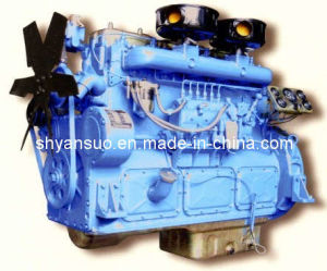 50kw--880kw Diesel Motor/ Skoda Diesel Engine for Generator Set (6135BZLD) pictures & photos