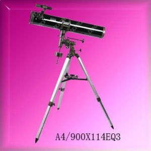 High Quality Refractor Astronomical Telescopes 900X114 EQ3 pictures & photos