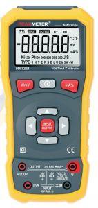 Pm7221 Voltage and Ma Calibrator
