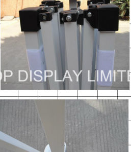 Camping Party Gazebo Outdoor Event Awning Pop up Large Tent Exhibition Marquee Big Canopyfullcolor Print Aluminum Advertisingfee-Shipping 10FT/15FT/20FT pictures & photos