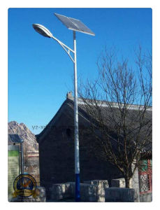 3m-15m High Quality Seamless Steel Tube in Solar Lighting pictures & photos