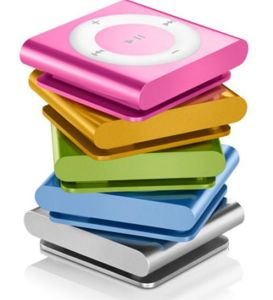 MP3 Shuffle 4 MP3 Player pictures & photos