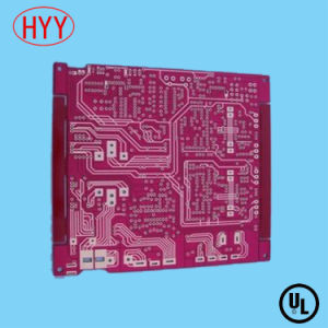 Colorful Immersion Gold Printed Circuit Board PCB (HYY-135) pictures & photos
