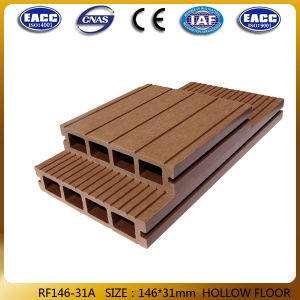 Wood-Plastic Composite Decking Board