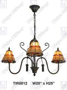 Tiffany Ceiling Lamp (TIR0012)