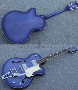 Bigsby Bridge Thick Hollow Body Quality Electric Guitar pictures & photos