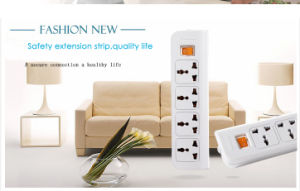 Extension Power Socket, Universal Power Strips pictures & photos