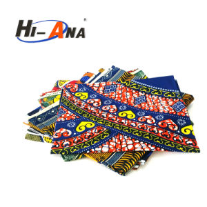 Team Race and Club Top Quality Hollandais Wax Fabric pictures & photos