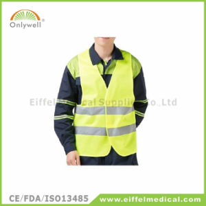 120g En ISO 20471: 2013 Medical Reflective Safety Vest pictures & photos