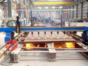 Wuxi CNC Gas Plasma Cutting Machine pictures & photos