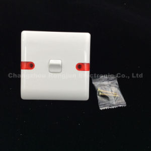 15A 250V ABS Copper Material Wall Switch (W-082) pictures & photos