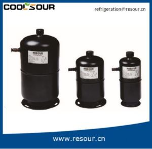 Coolsour Oil Reservoir for Refrigeration System, Vertical Liquid Receiver pictures & photos