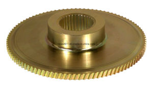 Bronze Worm Gear for Planetary Gearbox pictures & photos