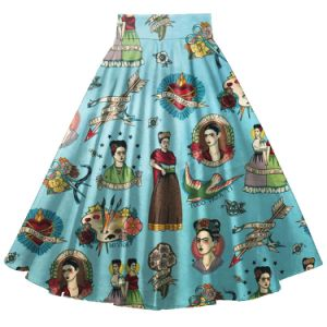 Manufacturers From China Woman 50′s Dance Plus Size Clothing pictures & photos