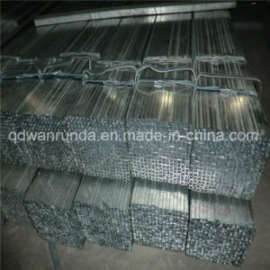 Ornament/Fence/Furniture Use Round Galvanized Steel Tube pictures & photos