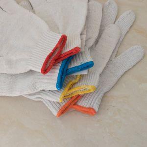 Cotton Glove Safety Glove Cheap Working Glove pictures & photos