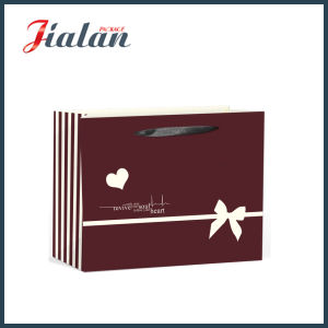 210GSM Ivory Paper Printed Shopping Gift Packaging Paper Bag pictures & photos