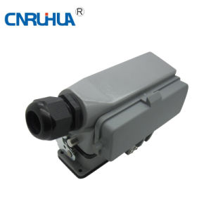 Hdc-He-024 High Quality Insulated Connector pictures & photos