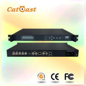 Single Channel SD in MPEG-4 Avc/H. 264 HDMI with Asi and IP Output Encoder pictures & photos