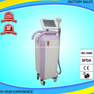 Hot 808nm Permanent Hair Removal Laser Machine pictures & photos