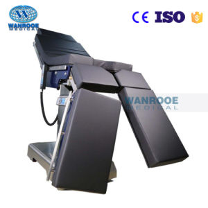 Aot700s C-Arm Electric-Hydraulic Surgical Table Electric Operation Table pictures & photos