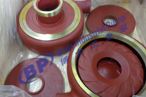 Weir Pump Impellers pictures & photos