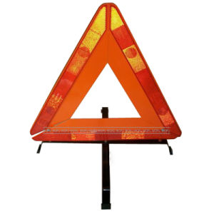 High Visibility Warning Reflective Triangle pictures & photos