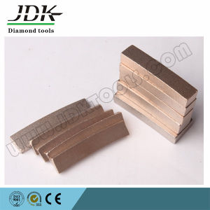 Sandwich Copper Base Diamond Segments for Marble Edge & Block Cutting pictures & photos