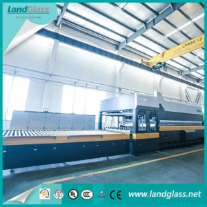 Landglass Automatic Flat/Bending Tempered Building Glass Machines pictures & photos