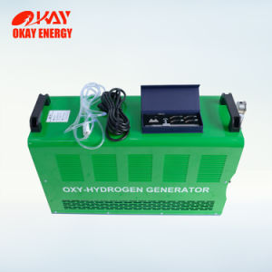 Portable Oxyhydrogen Gas Brass Welding Equipment Hho Welding Apparatus pictures & photos