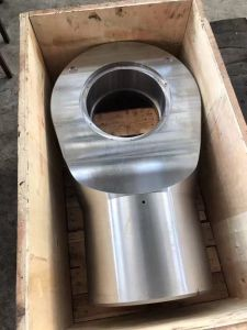 Forged Steel Stem Crank Shaft SAE4340 Q+T pictures & photos