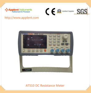 DC Micro Ohmmeter for Contact Resistance (AT510) pictures & photos