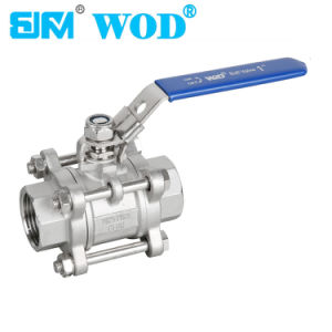 CE Stainless Steel Gas Ball Valve pictures & photos