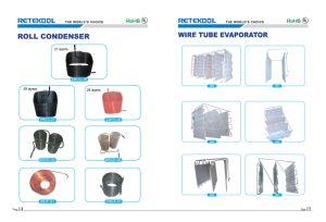 Drum Condenser, Roll Condenser for Refrigerator, Freezer pictures & photos