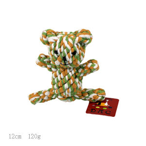 Rope Toys Biting Resistant Braided Color Woven Animals Toy pictures & photos