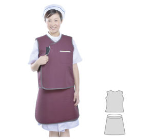 Soft Lead Apron Ce pictures & photos