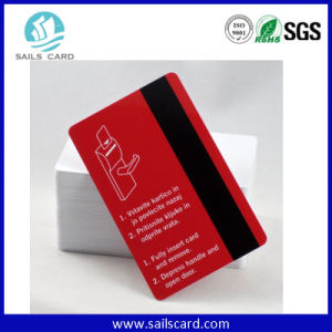 Cr80 Size Smart Blank Cards with Magnetic Stripe pictures & photos