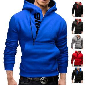 Men Fancy Fleece Hoodies Wholesale Hoodies High Quality Hoody for Men Sweatshirts pictures & photos