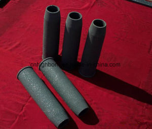 High-Temperature Refractory Sic Silicon Carbide Roller Tube pictures & photos