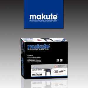 Makute Diamond Electric Power Tools Drill Drilling Machine pictures & photos