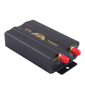 GPS Car Tracking Device Tk103A Vehicle Tracker with Microphone, Fuel Monitor pictures & photos