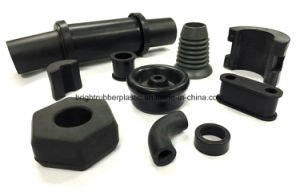 OEM High Quality Wheel Shape Rubber Part pictures & photos