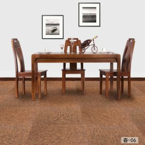 1/10 Gauge Office Hotel Home Carpet Tile - Chun with PVC Backing pictures & photos