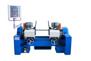 Double Head Chamfering Machine, Tube End Finishing Machine pictures & photos