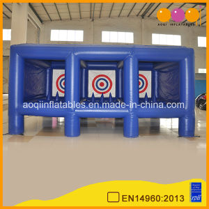 Interactive Inflatables Game Inflatable Archery Hover Ball (AQ1631) pictures & photos