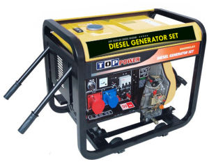 60Hz 6kw Diesel Generator (WA6000DG) pictures & photos