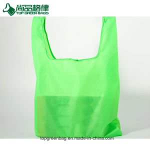 Promotional Foldable Polyester Shopping Bags Folding Grocery Bag pictures & photos