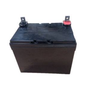 China Gold Supplier for Emergency Power Solar Battery 12V33ah Pm33-12 pictures & photos